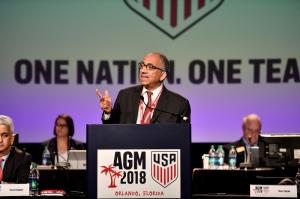 20180210 US Soccer AGM Carlos Cordeiro